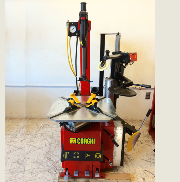 Refurbished Corghi A2024TI Tire Changer For Sale - Protek ...