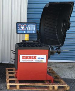 Refurbished Coats 1250 Wheel Balancer